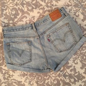 Levi's Shorts - Levi's Button Up Fly Shorts, gently worn, size 30